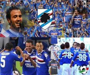 Rompicapo di Unione Calcio Sampdoria