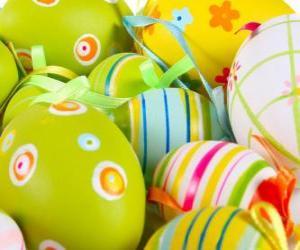 Rompicapo di Uova di Pasqua