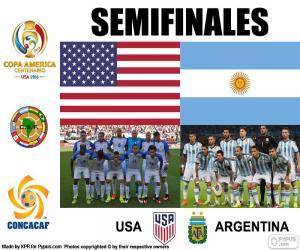 Rompicapo di USA-ARG, Copa America 2016