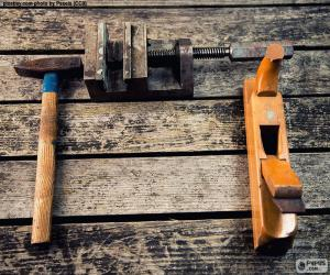 Rompicapo di Utensili per legno