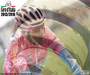Rompicapo di V. Nibali, Giro di Italia 2016