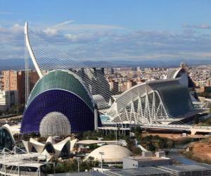 Rompicapo di Valencia, Spagna