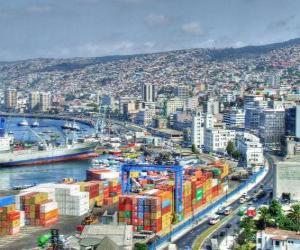 Rompicapo di Valparaíso, Cile