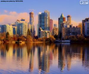 Rompicapo di Vancouver, Canada
