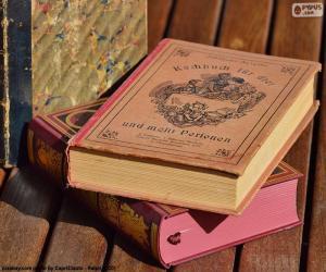 Rompicapo di Vecchi libri