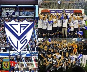 Rompicapo di Vélez Sarsfield, campió Clausura 2011, Argentina