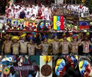 Rompicapo di Venezuela, 4 ° classificato Coppa America 2011