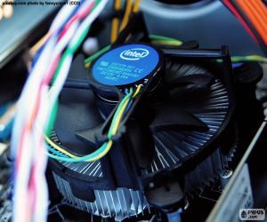 Rompicapo di Ventilatore del computer