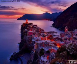 Rompicapo di Vernazza, Italia