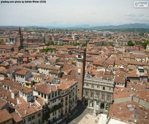 Rompicapo di Verona, Italia