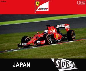 Rompicapo di Vettel G.P Giappone 2015