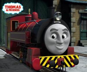 Rompicapo di Victor è il manager della ferrovia di Sodor