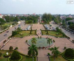 Rompicapo di Vientiane, Laos