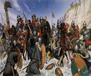 Rompicapo di Vikings lotta