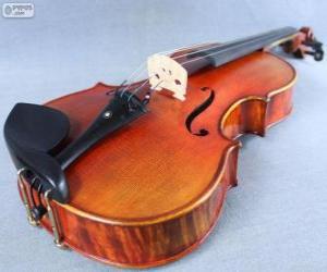Rompicapo di Viola, strumento musicale a corde