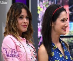 Rompicapo di Violetta e Francesca