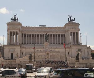 Rompicapo di Vittoriano o Altare della Patria