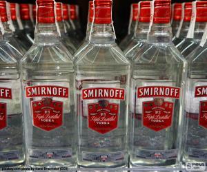 Rompicapo di Vodka Smirnoff