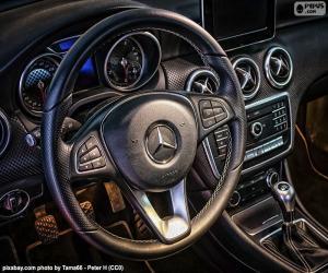 Rompicapo di Volante Mercedes-Benz