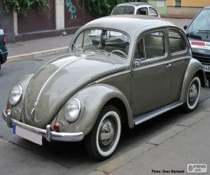 Rompicapo di Volkswagen Maggiolino
