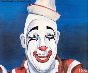Rompicapo di Volto di pagliaccio o clown
