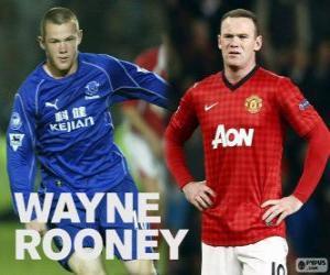 Rompicapo di Wayne Rooney