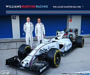 Rompicapo di Williams F1 Team 2015