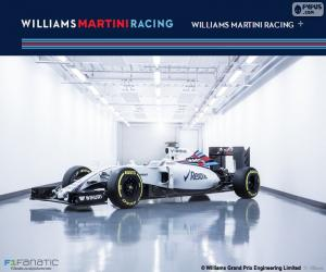 Rompicapo di Williams F1 Team 2016