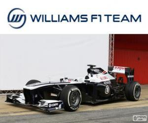 Rompicapo di Williams FW35 - 2013 -