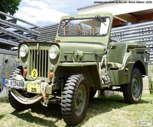 Rompicapo di Willys MB