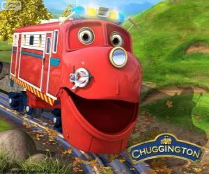 Rompicapo di Wilson, il locomotivo protagonista da Chuggington