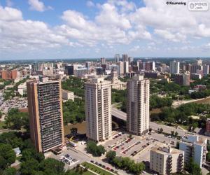 Rompicapo di Winnipeg, Canada