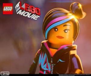 Rompicapo di Wyldstyle, spirito libero del film Lego