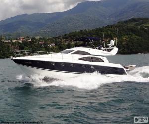 Rompicapo di Yacht da diporto