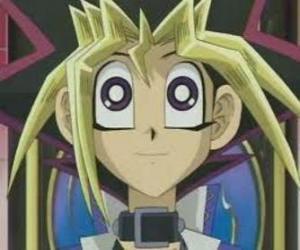 Rompicapo di Yugi Moto o Yugi Muto è il ragazzo protagonista delle prime avventure di Yu-Gi-Oh!
