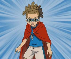 Rompicapo di Yuuto Kido o Jude Sharp gioca nel centrocampo ed è il sub-comandante di Raimon