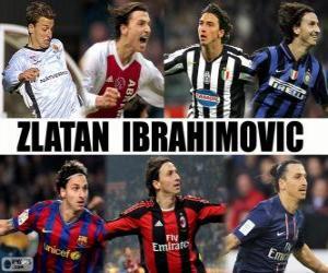 Rompicapo di Zlatan Ibrahimović