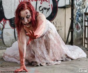 Rompicapo di Zombie, Halloween