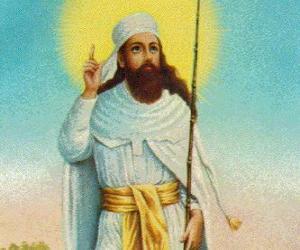 Rompicapo di Zoroaster o Zarathustra, profeta e fondatore del Zoroastrismo