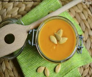 Rompicapo di Zuppa di zucca