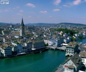 Rompicapo di Zurigo, Svizzera