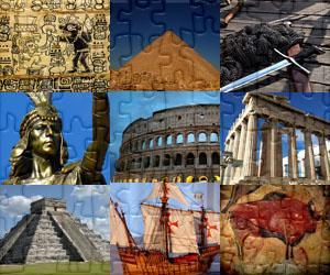 Puzzle di Storia