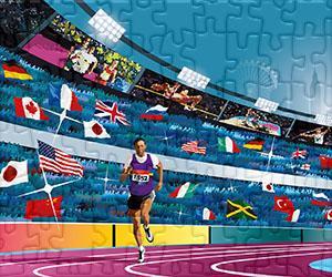 Puzzle di Sportivi famosi