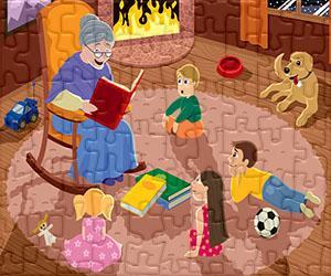 Puzzle di Racconti per bambini