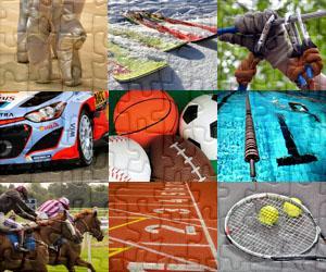 Puzzle di Sport e Avventura