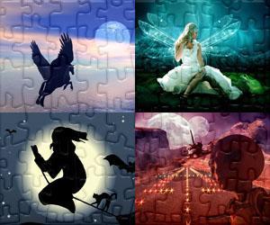 Puzzle di Fantasia