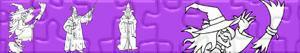 Puzzle di Streghe e maghi