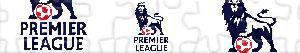 Puzzle di Bandiere e Emblemi di Campionato di Calcio d'Inglaterra - Premier League