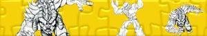 Puzzle di Gormiti