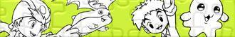 Puzzle di Digimon